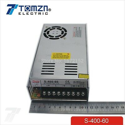 ◤EU◢1Piece 6.6A DC 400W 60V Switch Power Supply CNC Router