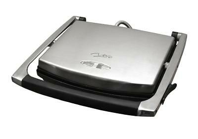 Nero 4 Slice Sandwich Press Stainless Steel