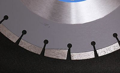 16inch Premium Laser Welded Diamond saw blade For Green concrete and Asphalt