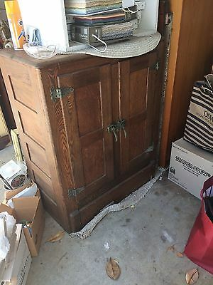 Antique Ice Box