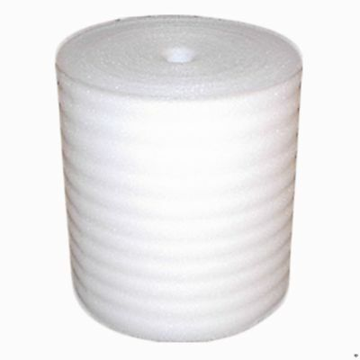 250 FEET FOAM WRAPPING 1/32  FREE SHIPPING PACKING CUSHION WRAP Moving Supplies