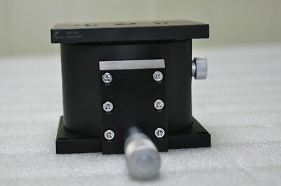 SIGMA KOKI Vertical Stage Positioner 100mm X 100mm Height 80mm