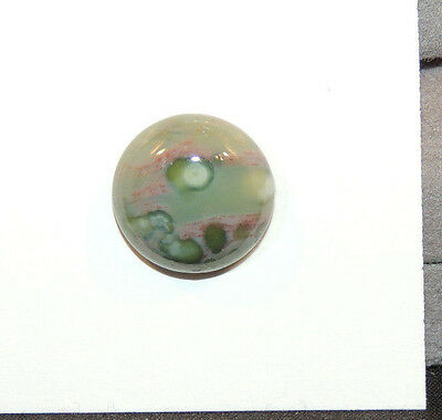 Ocean Jasper Cabochon 15mm with 5.5mm dome from Madagascar  (11094)