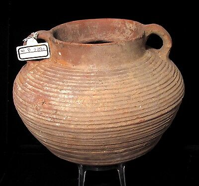 Herodian terra-cotta  pot ancient pottery p2390