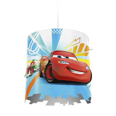 Philips Disney Cars Children's Ceiling Pendant Lightshade - SAME DAY DISPATCH