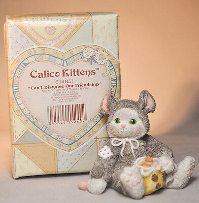 Calico Kittens: Can't Disguise Our Firendship - 614831 - Dressed As Mouse