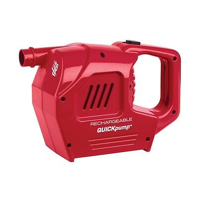 Coleman Pump Rechargeable Quickpump