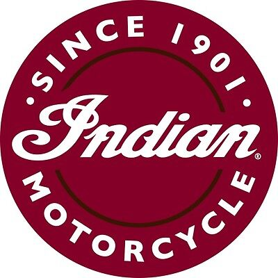 Indian Motorcycle Vinyl Decal / Sticker ** 5 Sizes **