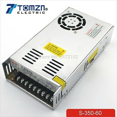 350W 60V 5.8A Single Output Switching power supply