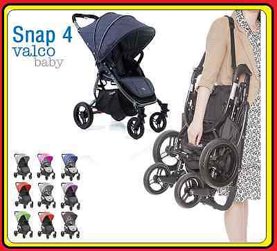 Valco Snap 4 Single Stroller Ultra Light