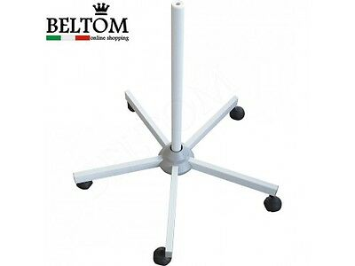 Floor Stand 5-spoke for Magnifier Magnifying Lamp Skincare Beauty Nail Tattoo
