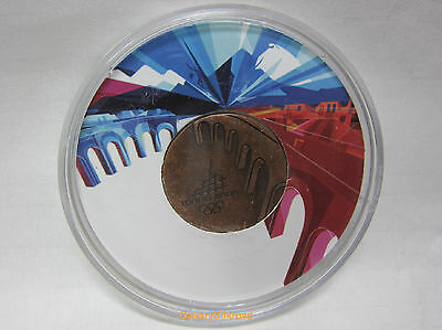 2006 Italy Torino Turin Winter Olympic Games Original Participation Medal