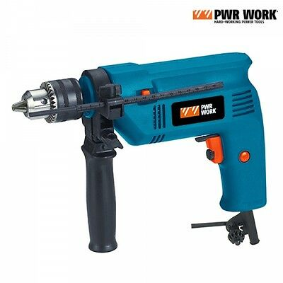 PWR Work Hammer Drill, Home Improvement, DIY, Electric Drilling Power Tool Tools