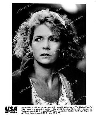 MEREDITH BAXTER Terrific ORIGINAL TV Photo THE KISSING PLACE