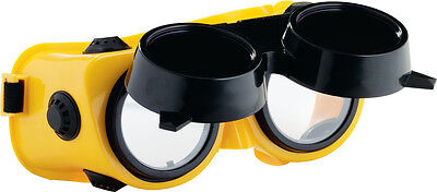 Gas Welding Flip-Up Goggles (Free Shipping Aust. Wide)
