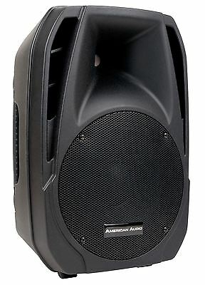 "American Audio ELS-12A 200W 2-way 12"" Active Powered DJ PA Speaker"