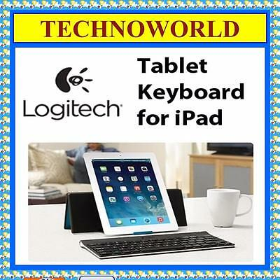 Genuine Logitech Bluetooth Tablet Keyboard Case/stand For Apple Ipad 2 Iphone 4S