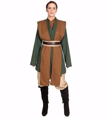Star Wars Costume Jedi Knight Tunic Sith Lord Cosplay Mara Jade Outfit female