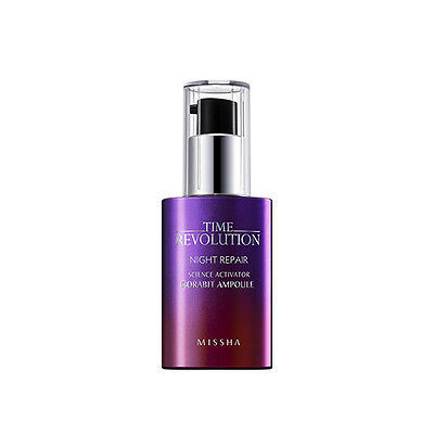 [MISSHA] TIME REVOLUTION Night Repair Science Activator Ampoule 40ml [Economy]
