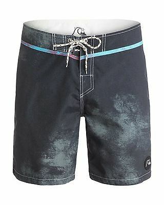 "NEW QUIKSILVER™  Mens Classic Acid18"" Boardshort Surf Board Shorts"