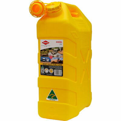 Willow Jerry Can - Petrol, 20 Litre