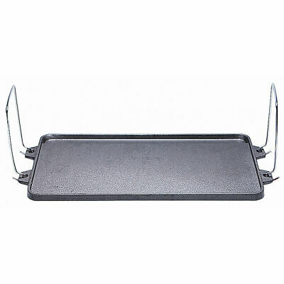Campmaster Cast Iron Plate - 2 Burner