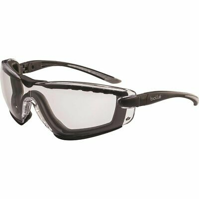 Bolle Safety Glasses - Cobra, Clear