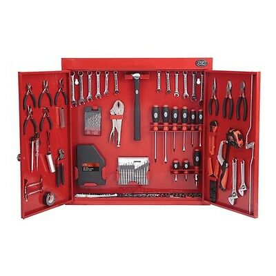 SCA Tool Kit - Wall Cabinet, 300 Piece