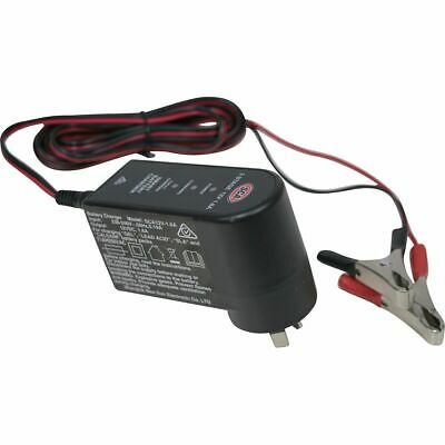 SCA Battery Charger - 3 Stage, 12V, 1.6 Amp