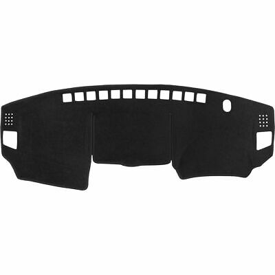 SCA Dashmats - Suit Nissan X Trail T31, 10/07-03/14, Black, 576