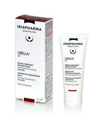 Hydrating Body Balm for Severe Scaly Skin with Itching ISIS PHARMA URELIA 50