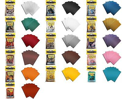 Dragon Shield - 50 Small Mini Sleeves Hüllen für Yu-Gi-Oh! - OVP -