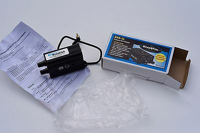 Beachtek DXA-2S - Dual XLR Universal Microphone Adapter for Camcorders.