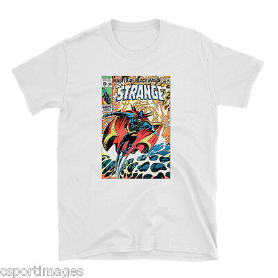 Doctor Strange 186 - Custom Cover - Gene Colan Art - 100% Cotton Shirt