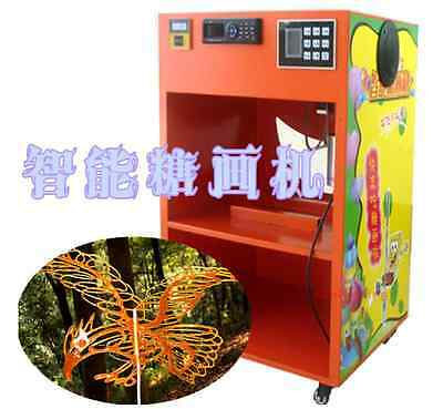 Digital Sugar Candy Sweets Syrup Painting Drawing Machine Music self-promote T