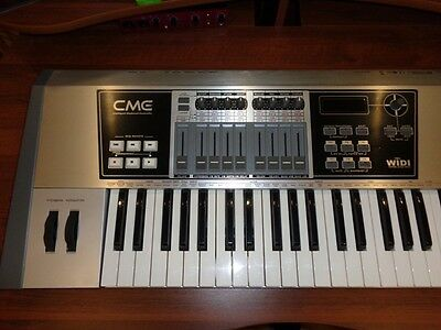 CME UF50 Fully Weighted Controller Keyboard