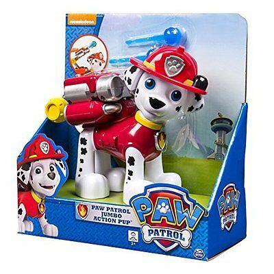Paw Patrol Jumbo Action Figure - Marshall by Spinmaster