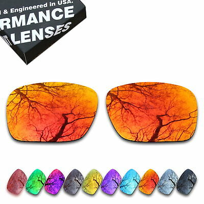 T.A.N Polarized Lens Replacement for-Oakley Holbrook Sunglasses-Multiple Options