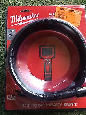 Milwaukee   M12 M-Spector 8 ft. AV Extension Cable