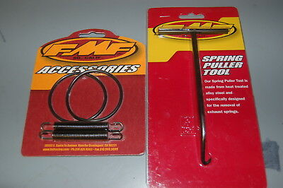 FMF Racing 011318 Exhaust SPRING O RING KIT & Puller Yamaha YZ250 1999-2014