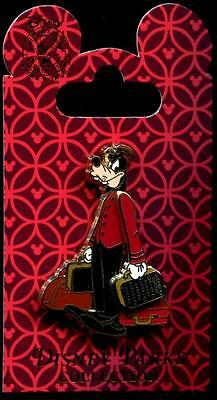 Tower of Terror Bellhop Goofy Moving Arm Disney Pin 108063