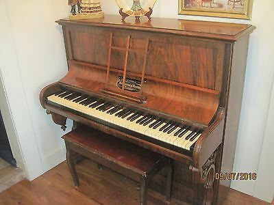 1891 Monington & Weston Piano