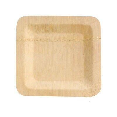 """Bambi"" Square Bamboo Plate 10 in."