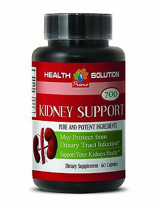 Kidney Cleanse - KIDNEY SUPPORT 700MG - Strong Immune System Booster - 1Bot 60Ct