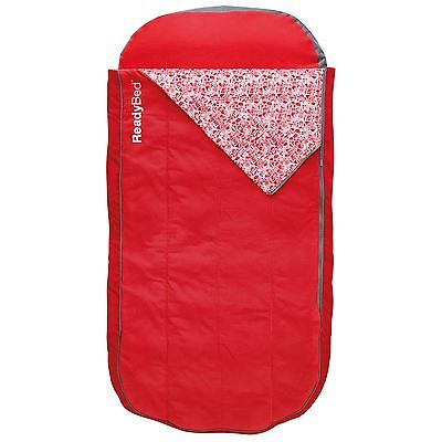 ReadyBed Deluxe Airbed and Sleeping Bag In One Junior