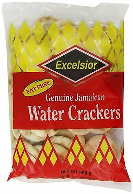 Excelsior Water Crackers 300g (Pack of 10)