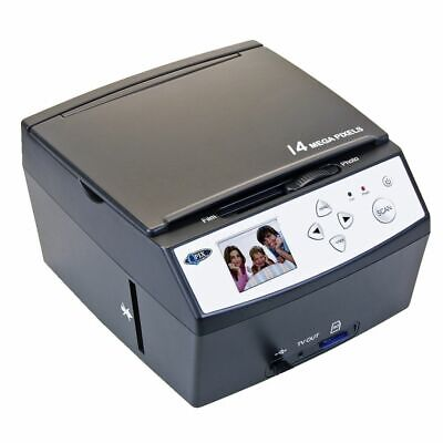 NEW QPIX Combo Film Scanner 14mp Photo Scanner