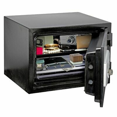 NEW Karon Titan Fireproof Safe Black Digital Security Safes Money Safes