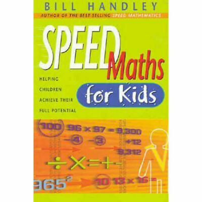 Speed Maths For Kids Reference Book