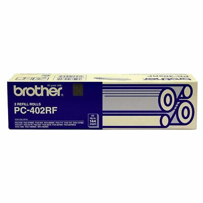 Brother Fax Refill Roll 2 Pack PC-402RF